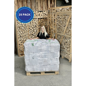 28 PACK (approx 2m3 loose) & 4 FREE STICKS