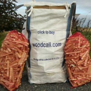 2 Xtra LARGE Kindling Nets