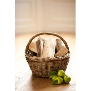 Versatile Carrying Wicker Basket